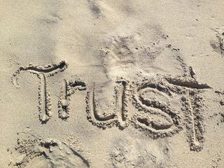 Wednesday Worldly Wisdom – message from spirit. Today – Trust – what is it and how can we hold trust after loss?