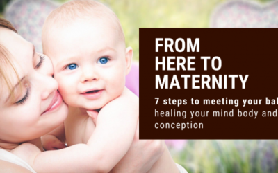 From Here to Maternity.  7 Steps To Meeting Your Baby: Healing Mind, Body and Soul for Conception