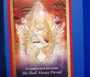 Magical Monday – energy and distance healing this week – May love prevail – Goddess Isis