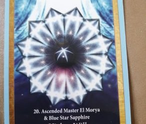 Magical Monday – distance healing and energy reading for the week – trusting in the Divine plan and your own soul's plan.
