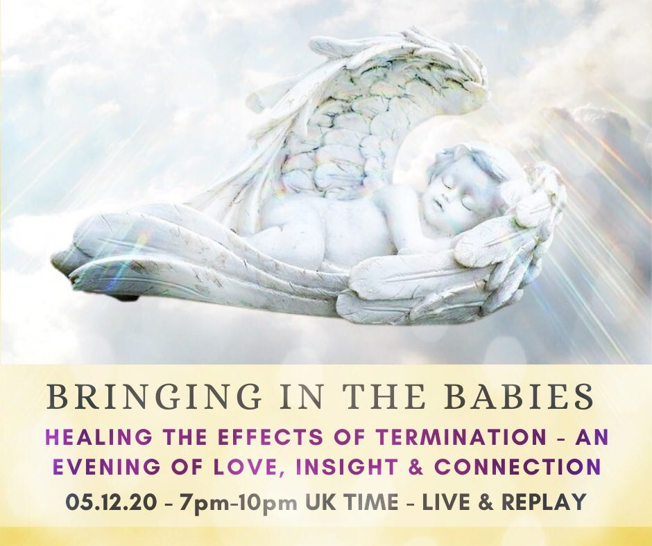 Evening of healing the effects of termination
